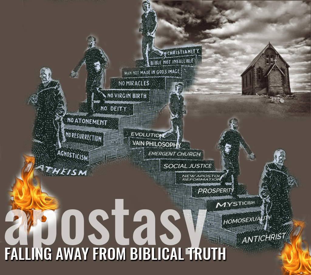 apostasy Archives | Christian Church in Greenwood, SC | Woodfields ...