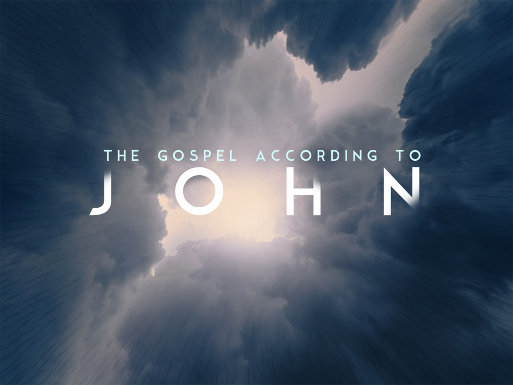 The Gospel According to John- The Messenger, Message, and